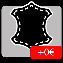 Fabricado en piel de Vaca (+0€)