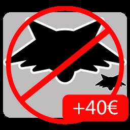 Sin Logos en Pecho y Joroba (+40€)