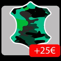 Camuflaje Verde (+25€)